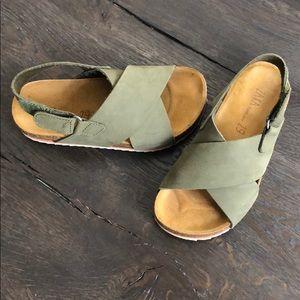 Zara boys sandals